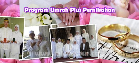 Program Umroh Plus Pernikahan